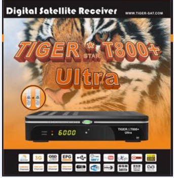 Tiger T800+ Ultra HD (4K) - Golden Multimedia Forum