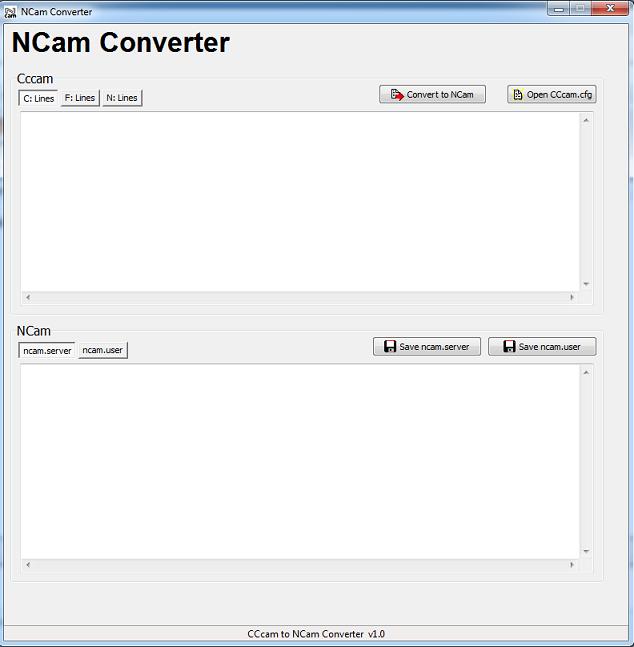 NCam Converter - Golden Multimedia Forum