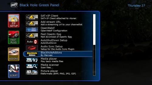 BlackHole 3 0 2 FINAL 2017 DM800HD CLONE SSL84D SI M2 OE2 0 - Golden