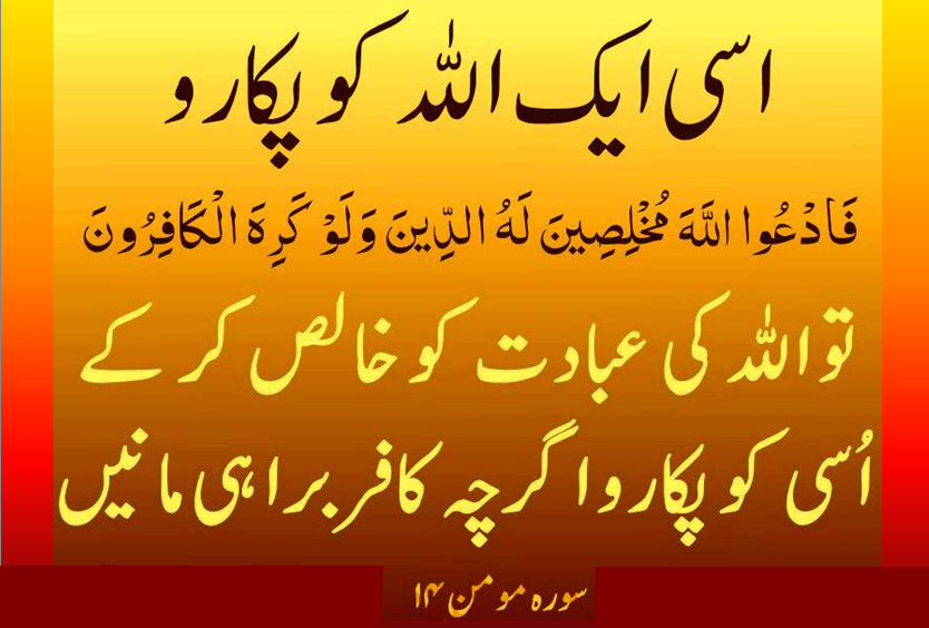 ARABIC QUOTES & DUAS WITH TRANSLATION - Page 1 - Golden Multimedia Forum