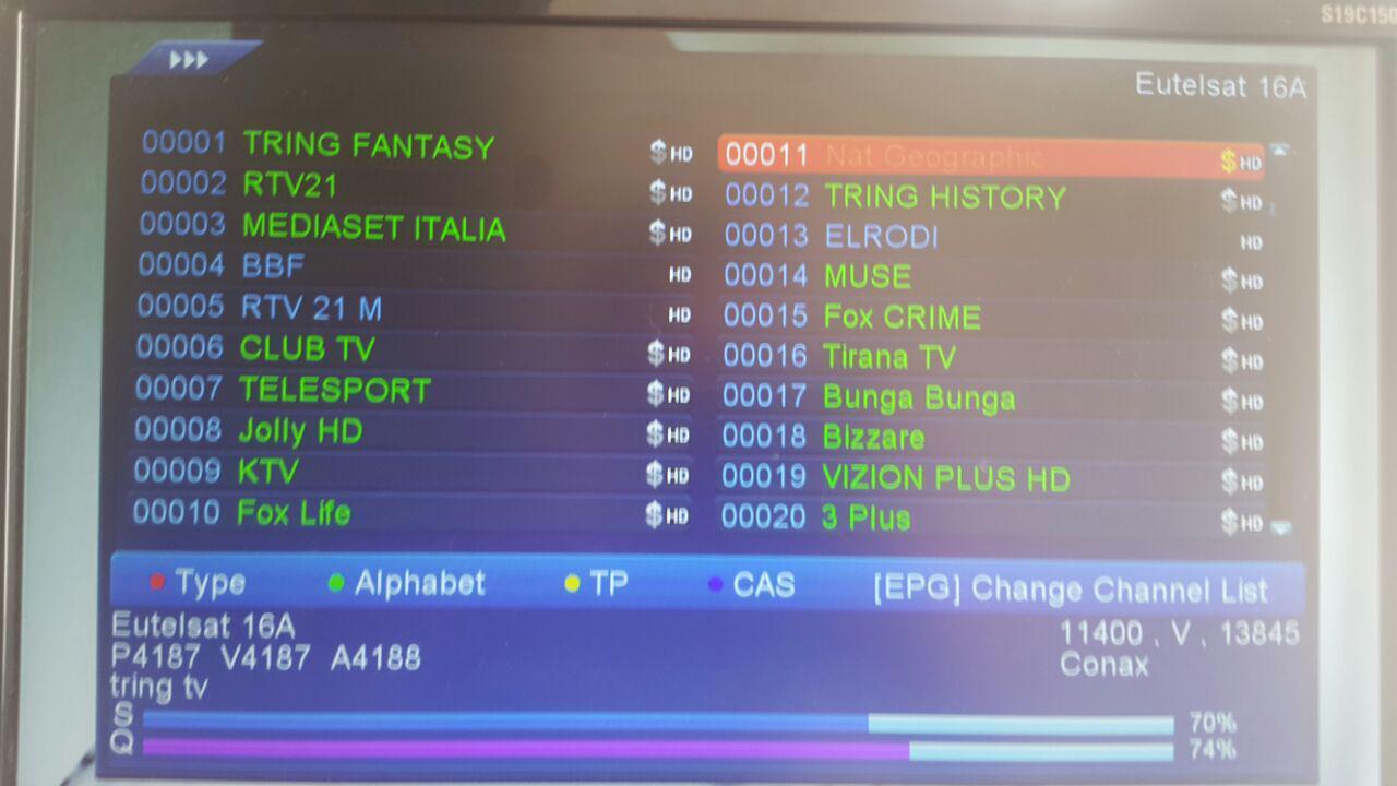 Tring TV Package 16'East Start on Forever (GShare-4) - Golden