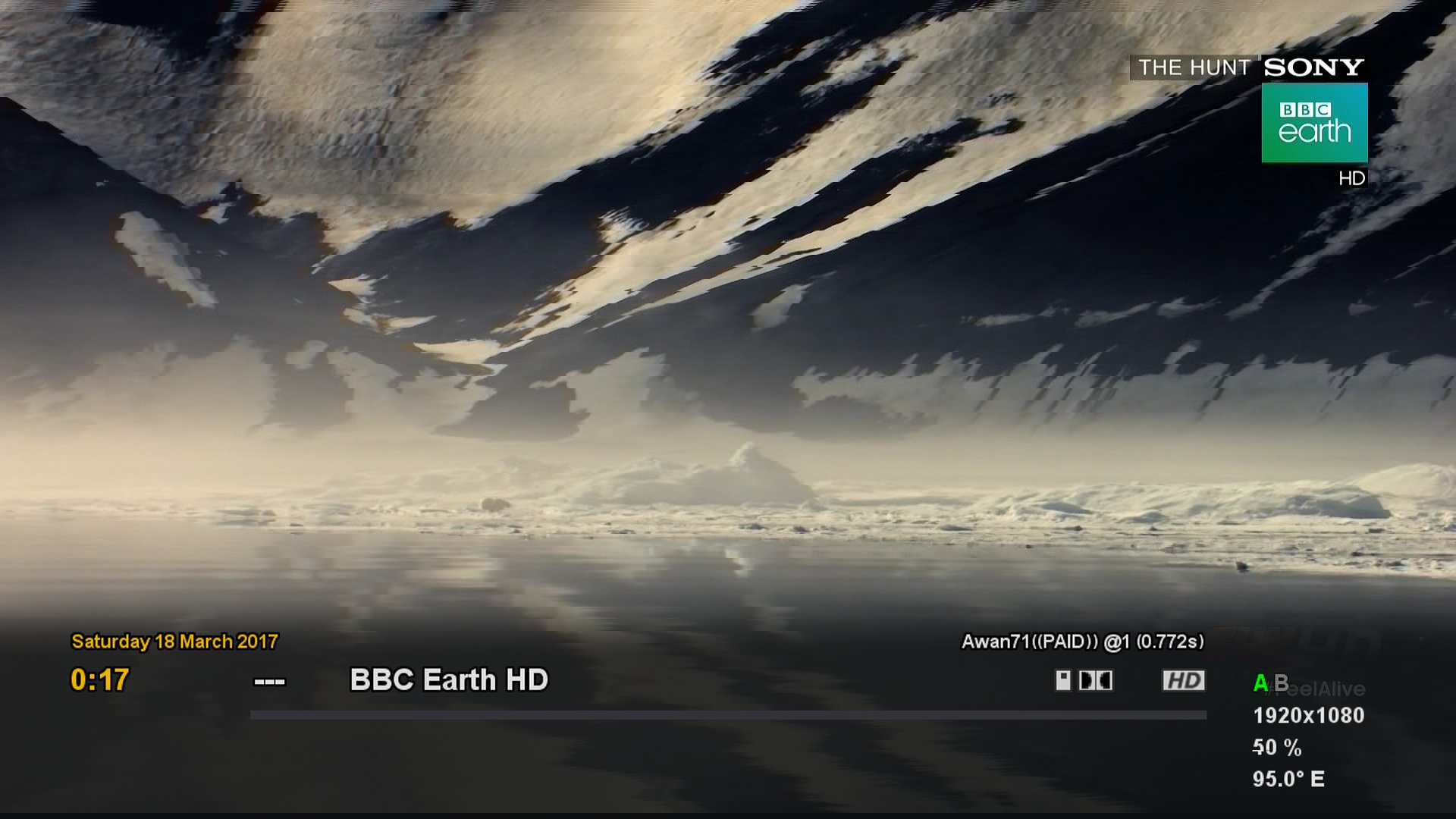 Sony BBC Earth added on Sun Direct HD - Golden Multimedia Forum