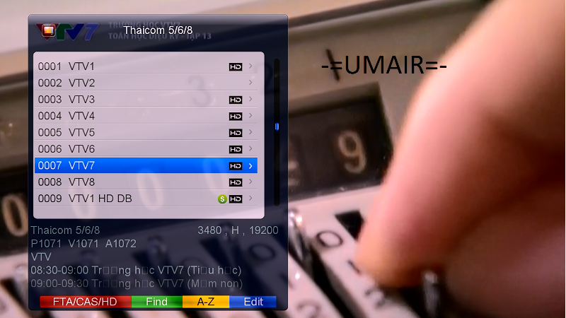 Exclusive:-VTV Group Shifts To Thaicom 78E With Director Encryption