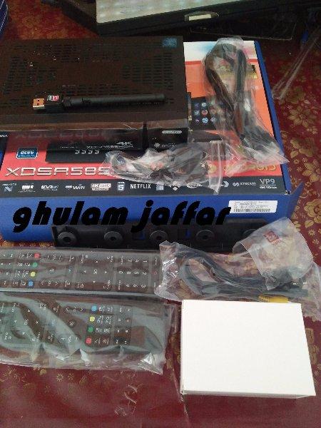 I Got my new xcruiser 585 UHD hybrid receiver - Golden Multimedia Forum