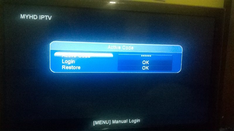 TIGER T8 UNABLE TO ACCESS IPTV OPTION - Golden Multimedia Forum