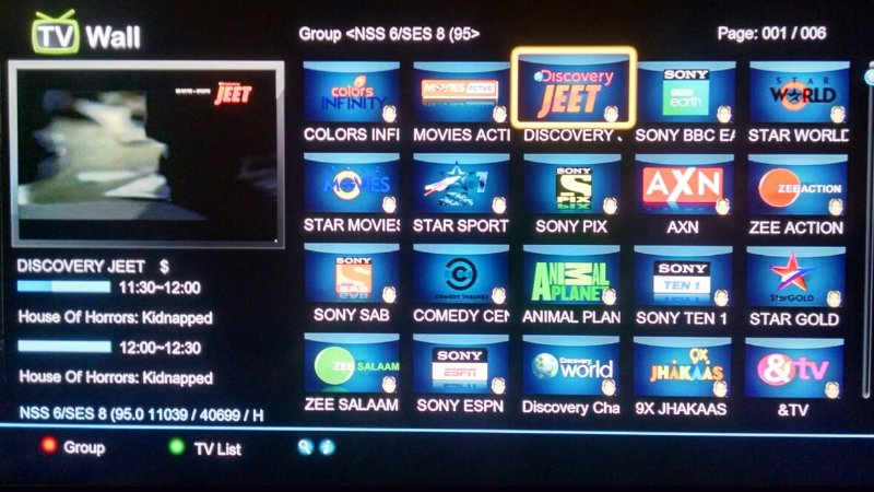 My 3D_HD 95e Picons for Spark Receiver - Golden Multimedia Forum