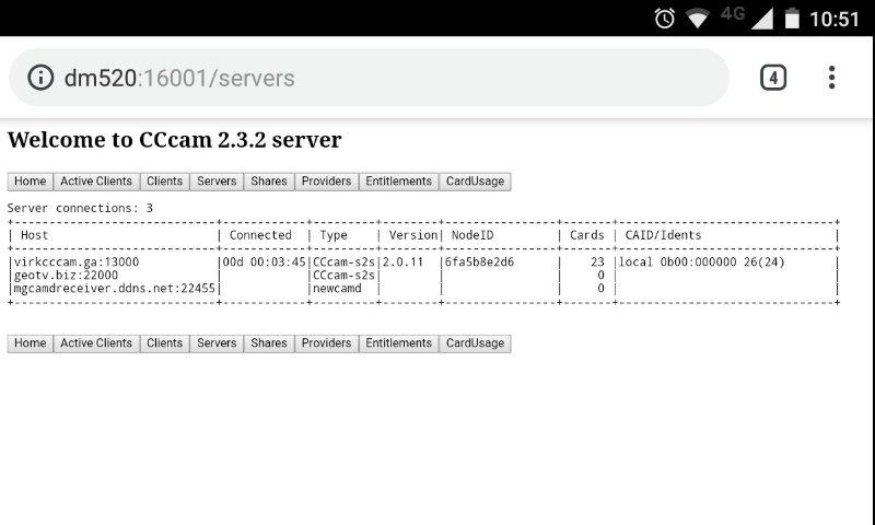 DM 520, OpenATV-6 3 has Arrived - Page 3 - Golden Multimedia