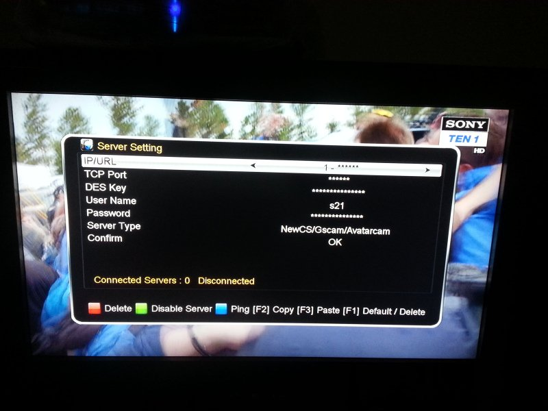 Good New Starsat Hyper 2000 HD User Sony Network Ok 105E