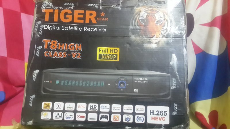 Tiger Star T8 High Class V2