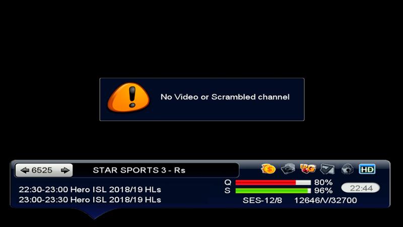 Star Sports 3,Sony Ten 3 HD,Sony BBC Earth HD Added In Dish