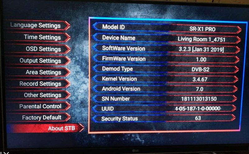 Starsat 4k Pro