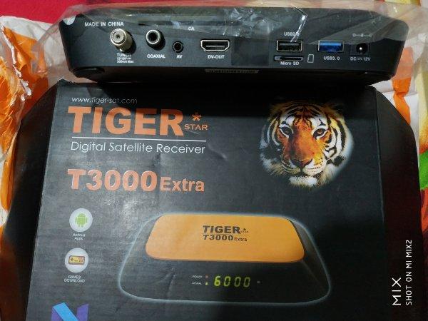 Tiger T3000 Extra 4k