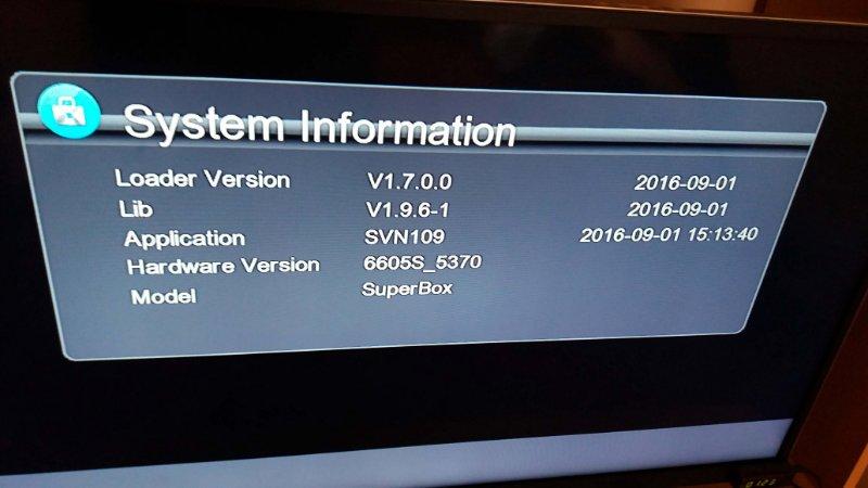 Need help for GX-6605S setopbox - Golden Multimedia Forum