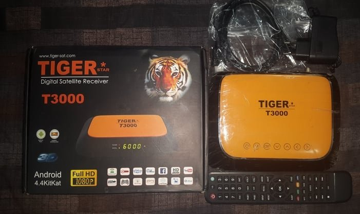 Tiger T3000 Android Receiver 4 Sale - Golden Multimedia Forum